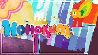 Hohokum Walkthrough Part 1