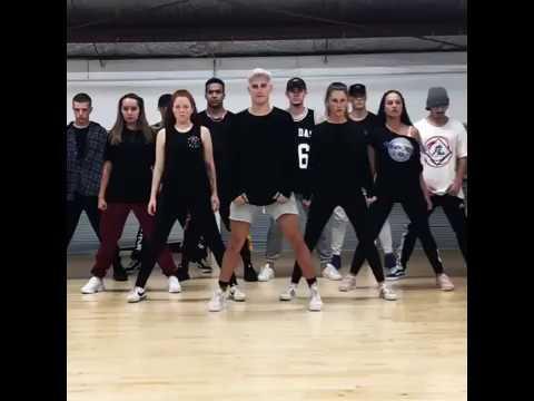 Nzx Team Kiel Tutin Choreo Jlo El Dinero Youtube