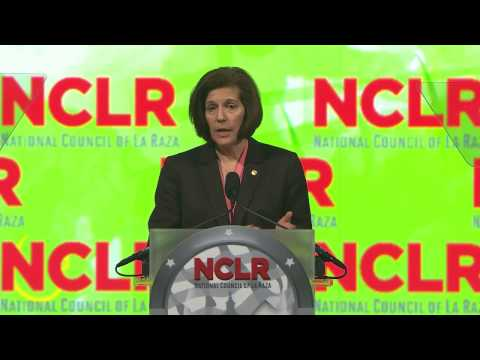 2017 NCLR Capital Awards Featured Remarks Senator Catherine Cortez Masto (D-NV)