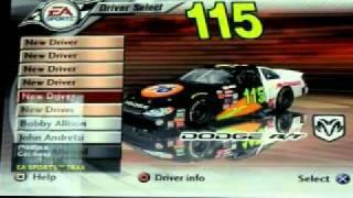 NASCAR THUNDER 2003 REVIEW