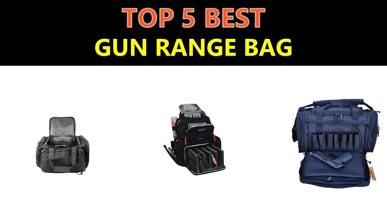 The 5 Best Gun Range Bag 2020 Youtube