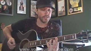 Guitar Lessons - Fly Me To The Moon - Cover Chords Lesson Beginners Acoustic Songs