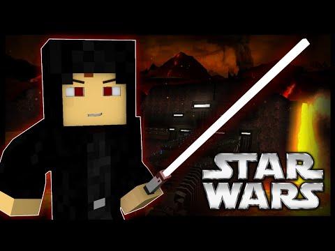 "Minecraft ""STAR WARS"" - The Force Awakens #1 (Minecraft Roleplay)"