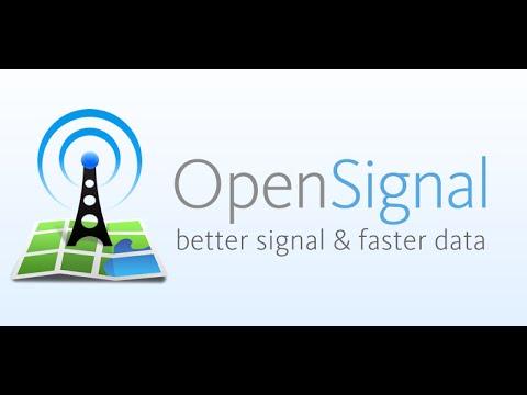 Open Signal เน็ตแรงแค่ไหนวานบอกที