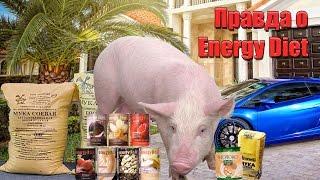 ПРАВДА О ENERGY DIET
