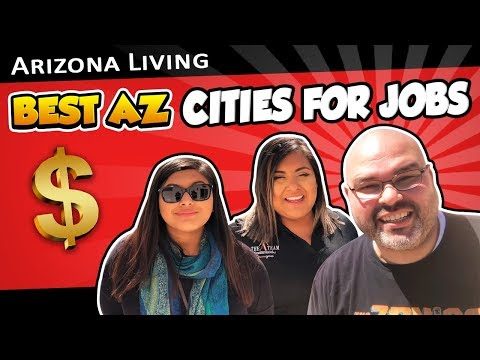 Which Cities Are Hiring The Most? | Life In Phoenix