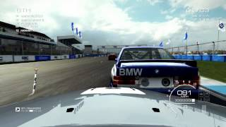 GRID Autosport - Touring Car Legends DLC Gameplay (EN) [HD+]