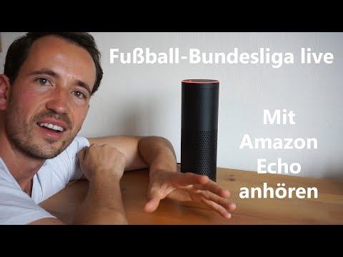 Amazon Prime Fußball-Bundesliga live anhören