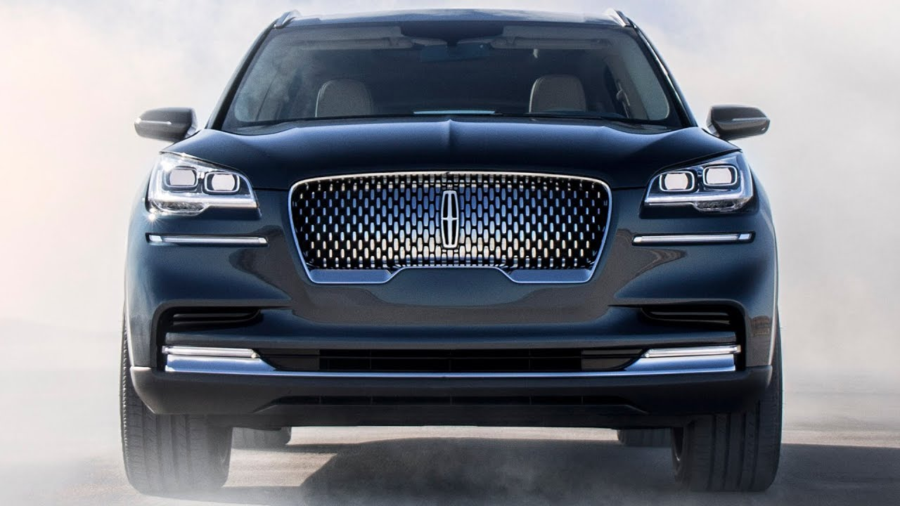 Lincoln Aviator 2020 Soon Ready To Fight Range Rover Youtube