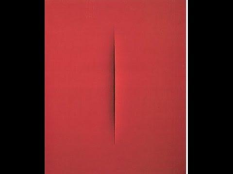 Lucio Fontana : rencontre à l'Institut culturel italien - Paris (22.04.14)