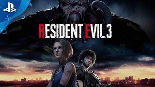 RESIDENT EVIL 3 - Trailer State of Play #4 en ESPAÑOL   PlayStation España