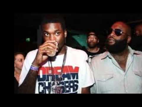 Rick Ross ft. Meek Mill - No Church in the Wild