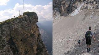 Escursione Palafavera - Coldai - Tissi : Sentieri CAI 564 - 556 - 560 :