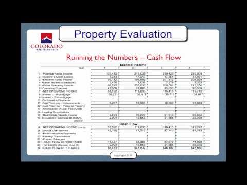 Multifamily Property Evaluation
