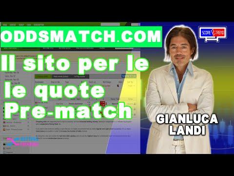 Oddsmath.com Il Sito Per Monitorare Il Movimento Delle Quote Pre-match