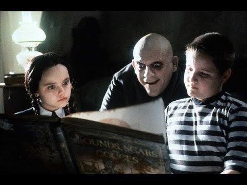 Addams Family   A galád család  Teljes film 1080p Hun