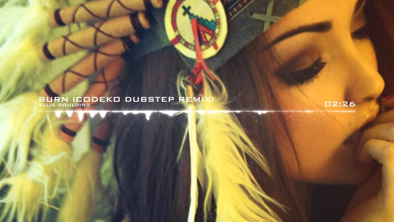 Ellie Goulding - Burn (Codeko Dubstep Remix)
