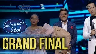ABDUL, MARIA ft. YOVIE WIDIANTO - MASHUP - Grand Final - Indonesian Idol 2018