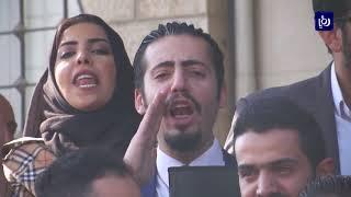 محامون متدربون يطالبون بإعادة تصحيح امتحانات الانتساب (24/11/2019)