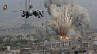 СИРИЯ: КАК РУССКИЕ БОМБЯТ МИРНОЕ НАСЕЛЕНИЕ