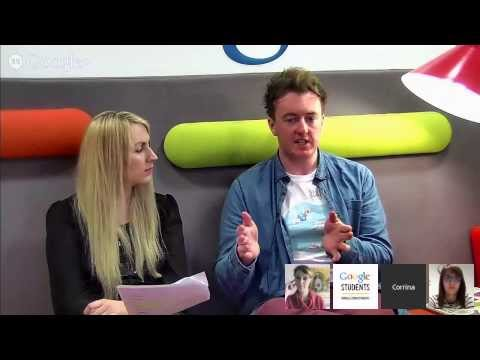 Hangout On Air: Day in the Life of an SMB Account Strategist (EMEA)