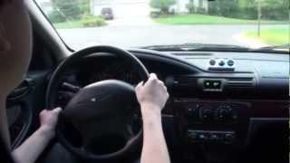 Test Drive 2001 Chrysler Sebring