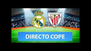 (SOLO AUDIO) Directo del Real Madrid 1-2 Athletic en Tiempo de Juego COPE