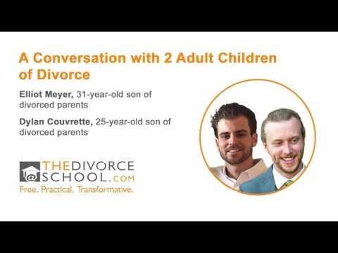 A Conversation with 2 Adult Children of Divorce