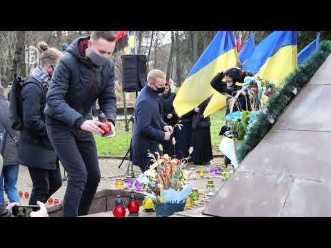 FRANKIVSK: День пам'яті жертв голодоморів