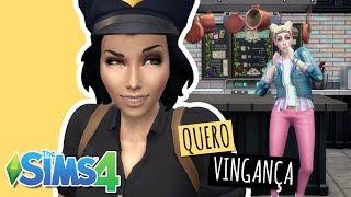 JILL QUER VINGANÇA!! #02 - Os Sobreviventes - The Sims 4