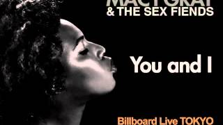 Macy Gray - You and I (Tokyo 2012)