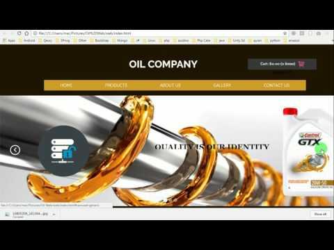 oil site demo
