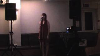 Sabrina Summer sings