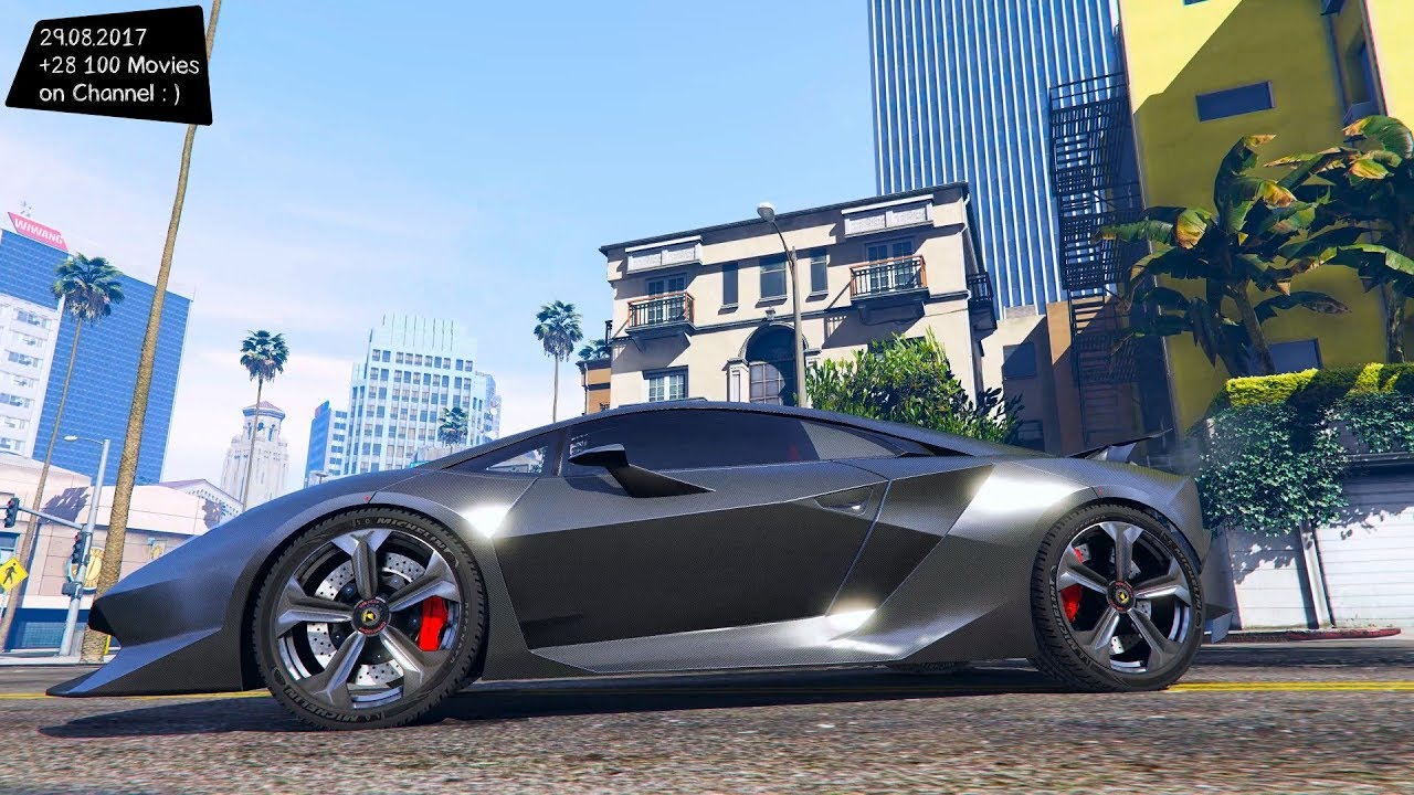 lamborghini sesto elemento 39 11 1 0 top speed test gta mod. Black Bedroom Furniture Sets. Home Design Ideas