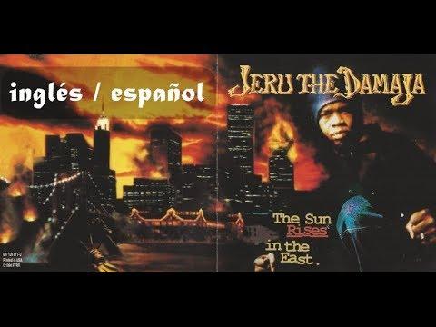 Come Clean - Jeru the Damaja (Subtitulado Inglés/Español)