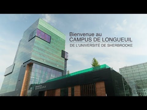 Découvrez le Campus de Longueuil de l'Université de Sherbrooke