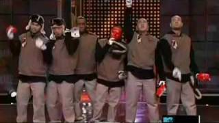 ABDC Season 1 - JABBAWOCKEEZ WEEK 7