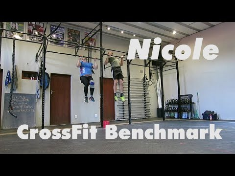 NICOLE CrossFit Benchmark Workout