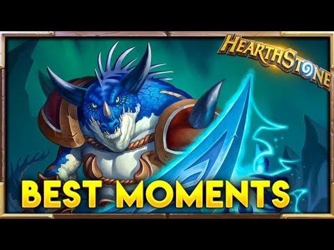 THE BEST Moments ep.109 | Hearthstone