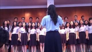 XII.SOC.1 - Ajarilah Kami Menjadi Gembala Yang Baik / Many Gifts, One Spirit / Let There Be Praise