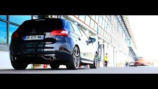 Peugeot 308 gti 2016 - 270 HP