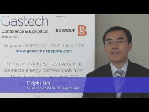 Sinopec on the impact of falling oil prices on gas consumption & LNG projects in Asia