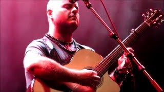 Andy McKee - For my father (Baritone guitar version) / Live February 2016