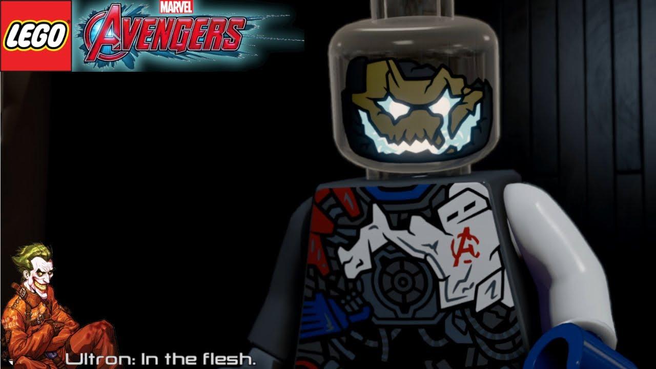 NO STRINGS ON ME   Joker Plays: LEGO Marvel's Avengers #8