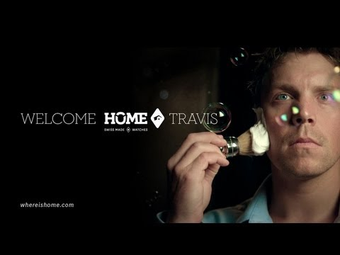 Welcome hOme, Travis Rice