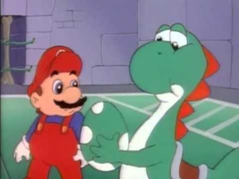 Le Avventure Di Super Mario 11 Mario E L'uovo Di Luigi