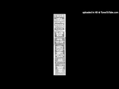 Television - Torn curtain  live at CBGB'S (18/2/1976)