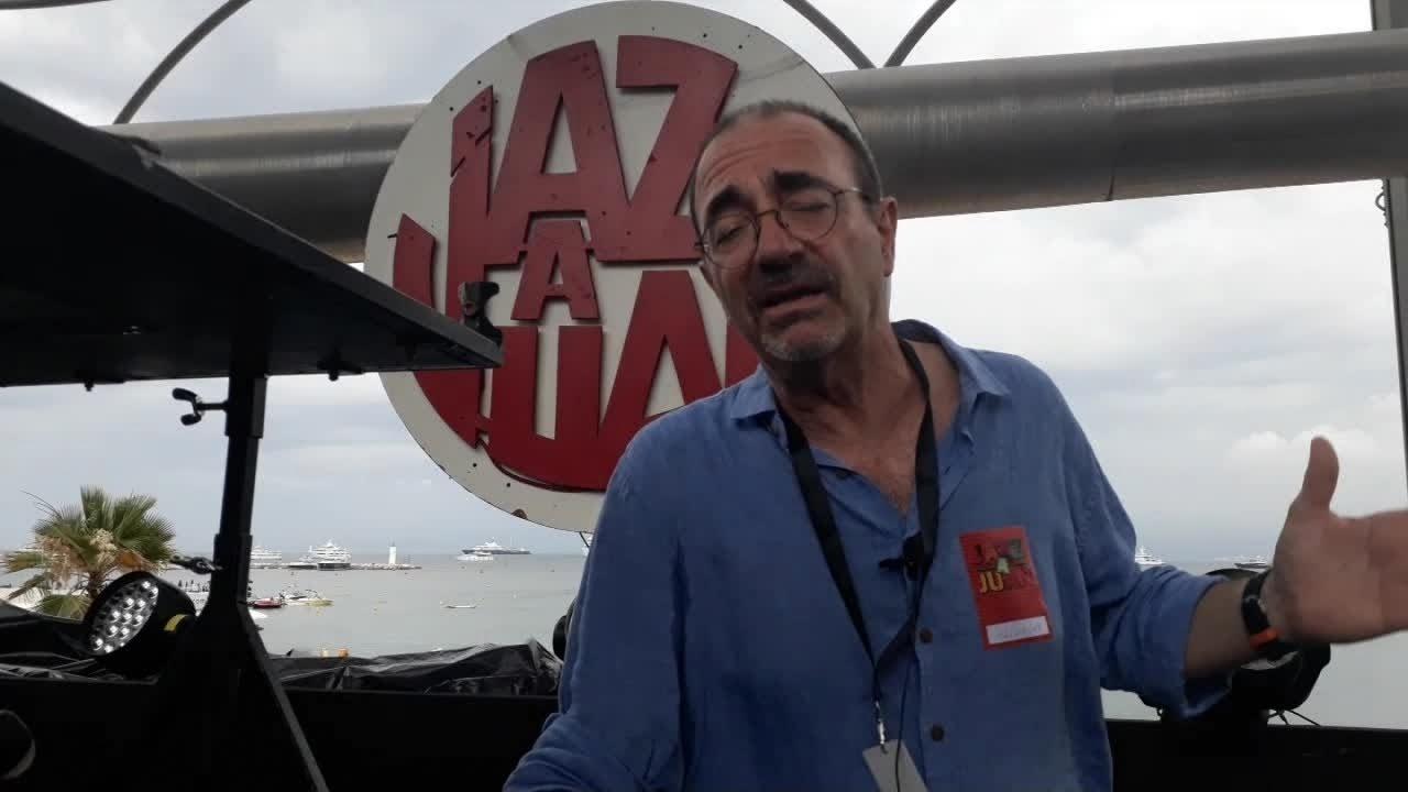 Jazz à Juan c'est parti