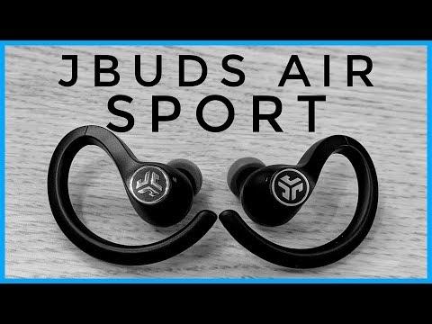 $70 PowerBeats Pro Alternative! - Jlab Jbuds Air Sport Review