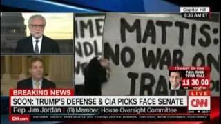 Rep. Jim Jordan (R-OH) on CIA Director nominee Mike Pompeo